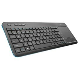Teclado inalambrico touchpad especial smart tv